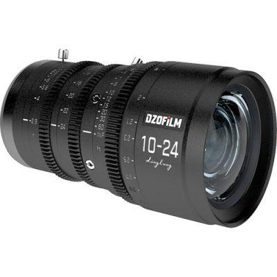 DZOFilm DZO 10-24mm T2.9 MFT Parfocal Cine